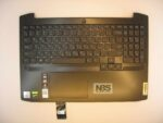 Клавиатура для ноутбука Б/У Lenovo ideapad Gaming 3-15ARH05 + C корпус + тачпад подсветкаRU\EN