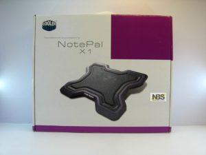 "Подставка для ноутбука CoolerMaster NotePal X1 up to15"""