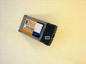 PCMCIA - LAN (RJ-45) 10/100Mbps