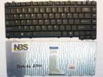 Клавиатура для ноутбука Toshiba A300 black keyboard p/n MP-06866SU-9308