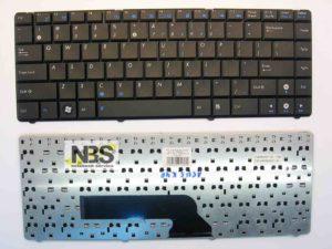Клавиатру для ноутбука Asus K40 K40E K40IN K40IJ K40AB K40AN X8AC X8AE X8IC X8A X8W F82 P80 P81 V090462AS1 P/N 0KN0-CX1RU01 V090462AK P/N 0KN0-CX1UK01 P/N 04GNQW1KUK00-1