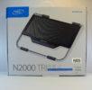 Подставка для ноутбука DeepCool N2000TRI , 3 тихих вентилятора, стальное основание, до размера 15.6″