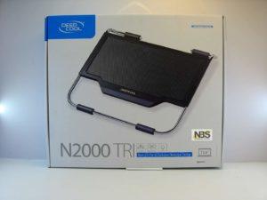 Подставка для ноутбука DeepCool N2000TRI