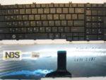 Клавиатура для ноутбука Toshiba Satellite C650/C670/C660 Black EN/RU p/n  NSK-TN001 p/n: AER15U00310 23C13-RU