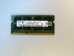 б\у SODIMM DDR3 2GB