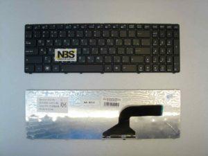 Клавиатура для ноутбука Asus N50/K52 NEV RU G51 G60 G72 G73 G53 N61 N90 U50 X52 X55