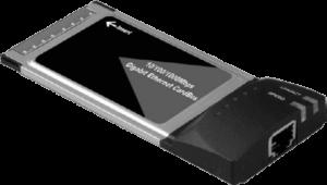 PCMCIA на LAN