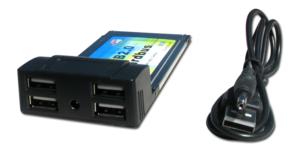 PCMCIA на USB
