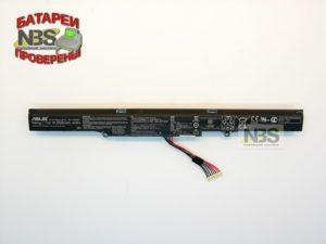 ккумулятор Asus A41-X550E original  15V 2950mAh  X750 Элементы LG