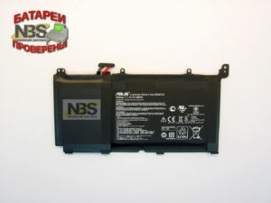 Аккумулятор Asus VivoBook c31-s551, s551l, s551la, s551lb, v551lb-sn71t, v551la-dh51t, 4.5 mAh