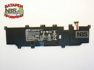 Аккумулятор ASUS X502 C31-X502 X502CA 11.1V 4000mAh