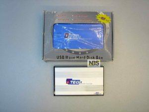 Dtech External Case 2.5 IDE USB2.0