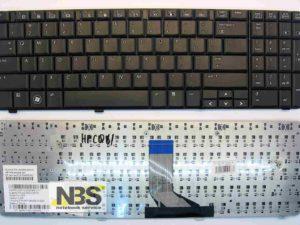 Клавиатура для ноутбука HP Pavilion G61 Compaq CQ61 Black   (с цифр КВ)