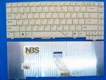 Клавиатура для ноутбука Acer Aspire 45204310 5310 4210 4220 4520 4710 4720 4920 5220 5520 белая