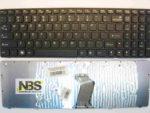 Клавиатура для ноутбука Lenovo Z570 black EN V570 B570 B575 V570C Y570 G570 Series P/N: MB340-009