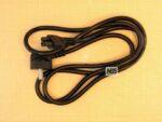 Power Cord 3pin #1.0mm (кабель питания)