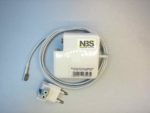 Блок питания Apple MagSafe 85W 16.5-18.5V 4.6A ADP-85EBT A1343