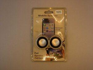Колонки Portable mini Clip-On Speakers
