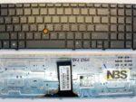 Клавиатура для ноутбука HP Elitebook 8760w EN (638514-251)