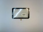 Touch panel for Samsung Galaxy Tab GT-P1000 GT-P1010 Сенсор для планшета P/N 8010-00116A