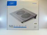 Подставка для ноутбука DeepCool N8 алюминиевое основание