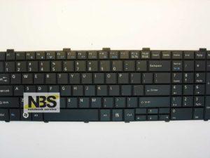 Клавиатура для ноутбука Fujitsu Siemens AH530/531 EN A530/531 NH751 CP603850-01 No:MO-09R76A0-D85W