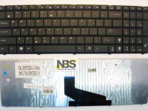 Клавиатура для ноутбука Asus K53Br X53 RU K53By K53Ta K53T K53U  K73Br K73By K73Ta X53U  (TOP-86670)