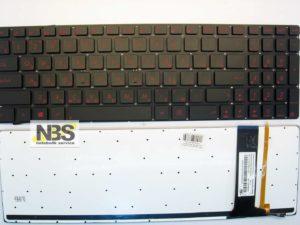 Клавиатура Asus N56