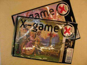 Коврик X-Game