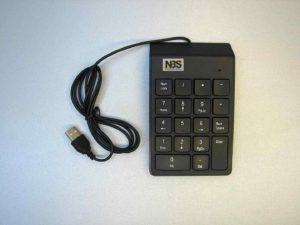 Numeric Mini Keypad extendet Fn (цифровая)