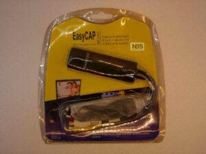 Переходник видеозахвата Video Adapter with Audio for Capture HQ EasyCap USB 2.0