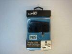 3 in 1 LDNIO Charger kit 10.5W 2.1A DL-AC318 Универсальны зарядки для планшетов и сотовых тел.