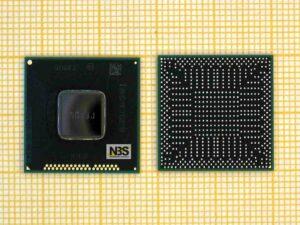 Intel DH82HM86 PCH (SR13J)