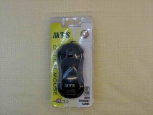 Мышь машинка MTS