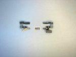 Шарнир Asus N52 комплект 2шт