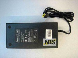 Блок питания Lenovo 20 V - 6.75 A Square (дубл) коннектор подключения к ноутбук квадратный