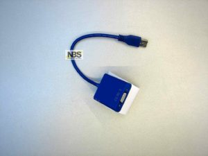 Переходник USB 3.0 - VGA HD