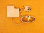Блок питания Apple MagSafe 60W 16.5V 3.65A A1234 Дубликат