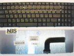 Клавиатура для ноутбука Asus N50/K52 RU A53 N53 G51 G60 G72 G73 G53 N61 U50 X52 X55 x53