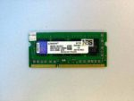 SO-DIMM DDR3 8GB 12800/1600 Kingstone 1.5v