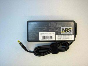 Блок питания Lenovo 20 V - 6.75 A Square Original коннектор подключения к ноутбук квадратный