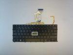 Клавиатура для ноутбука Samsung NP900X3C +LED PB4253-2510P001 US