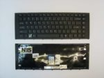 Клавиатура для ноутбука Sony VPC-EA с рамкой