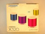 Колонки Lenrue X320 Speakers USB питание