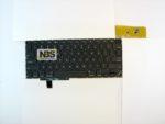 Клавиатура для ноутбука MAC Book  model:A1297 EN enter горизонтальный
