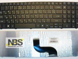KB Acer Aspire 5810/5738 /5742G/ E730G/E1-571G с русской раскладкой