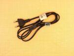 Power Cord 2pin Шнур питания для блока питания ноутбука