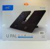 Подставка для ноутбука DeepCool Upal , 15.6″-17″