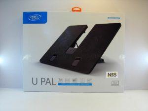 Подставка для ноутбука DeepCool Upal