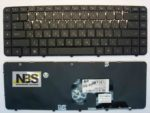 Клавиатура для ноутбука HP Pavilion DV6-3000 RU DV6-3000 RU DV6-3100 DV6Z DV6T с рамкой